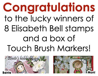 Blog Candy winners October 2009